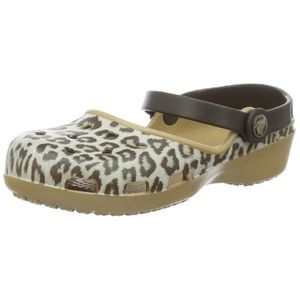 Sabots 35 femmes Karin Crocs Pint Taille 1Y1AM1 animaux wZtSAWqH