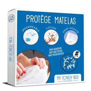 PROTÈGE MATELAS  My Lovely Bed - Protège matelas 180 x 200 cm - Ant