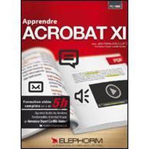 ÉDUCATIF À TÉLÉCHARGER Apprendre Adobe Acrobat XI
