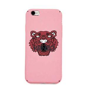 Coque Kenzo Rose Iphone