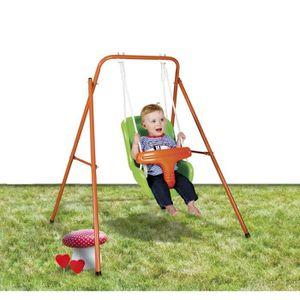 portique balancoire bebe achat vente jeux et jouets pas chers. Black Bedroom Furniture Sets. Home Design Ideas