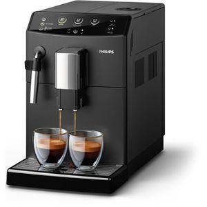 MACHINE À CAFÉ PHILIPS HD8823/01 - Machine à expresso super autom