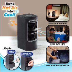 CLIMATISEUR FIXE Atomic Cool Mini air-conditioning fans Atomic Cool