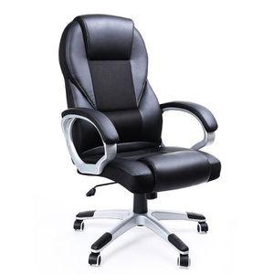 CHAISE DE BUREAU Songmics® Chaise de bureau Fauteuil de bureau Chai