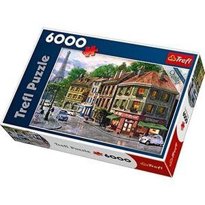 PUZZLE TREFL - 65001 - PUZZLE CLASSIQUE - RUE DE PARIS…