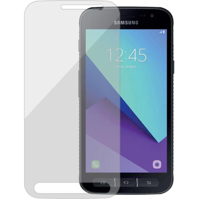 BIGBEN Protège-écran en verre trempé pour Samsung Galaxy Xcover 4