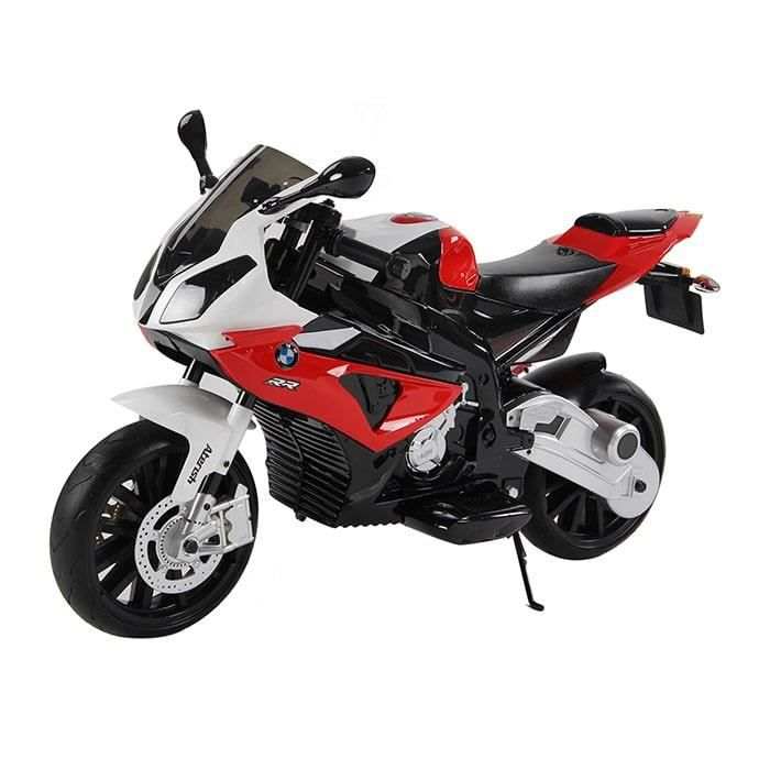 E-ROAD Moto électrique enfant BMW S1000R - Rouge