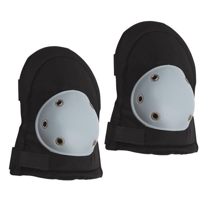 COGEX Paire de genouillères coque de confort enveloppe nylon
