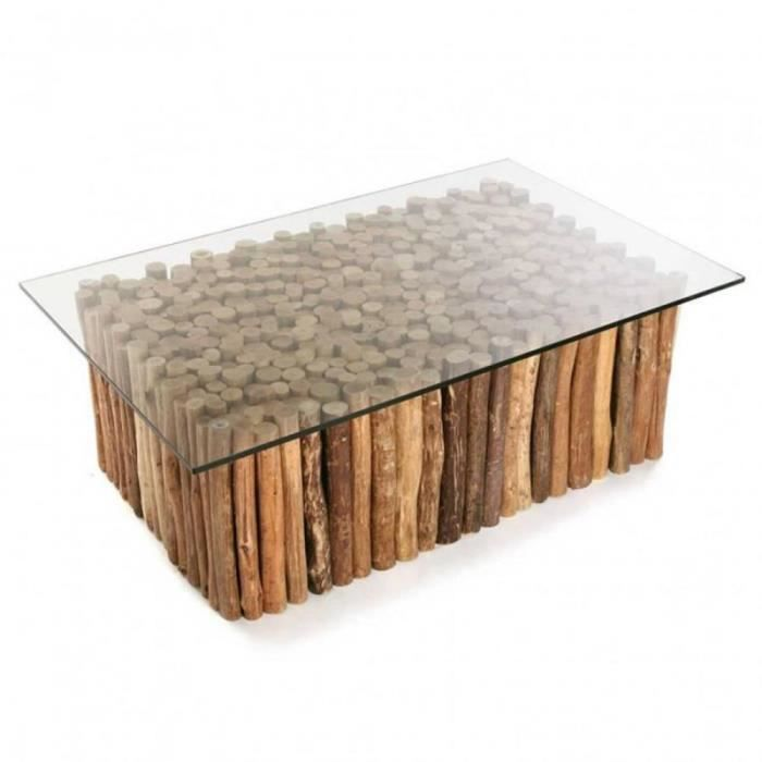 Table bois flotte - Achat / Vente Table bois flotte pas cher ...
