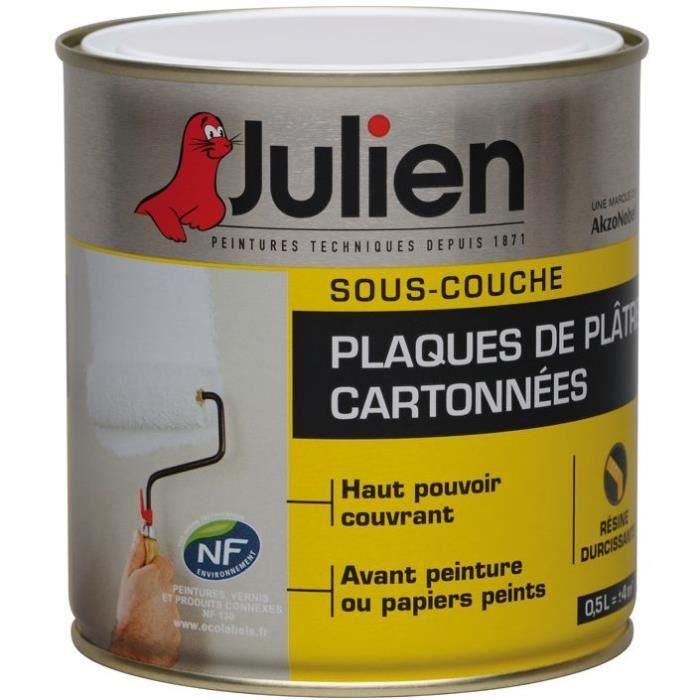 SousCouche Julien Plaque Pltre Cartonne J Ml  Achat  Vente