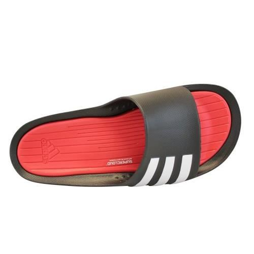 new product 64c0e 502ed SANDALE - NU-PIEDS adidas Performance Sandales Duramo Comfort