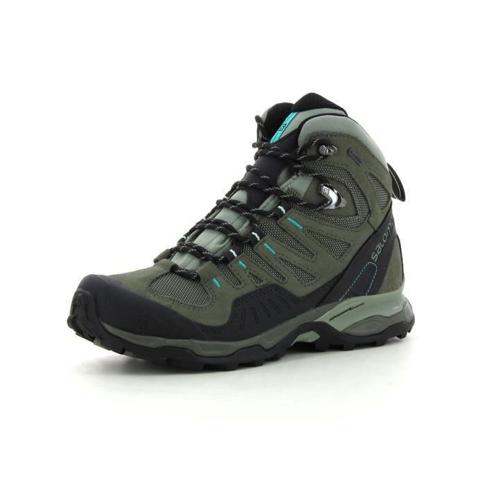 separation shoes 4d3c5 14c43 Chaussures de randonnée Salomon Conquest GTX W