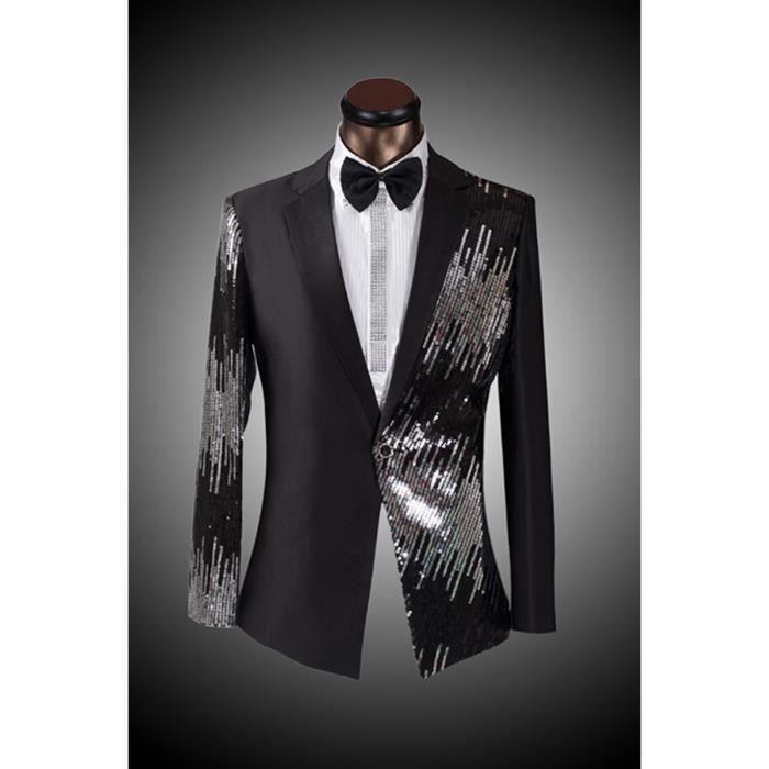 homme noir prom costumes costume de mariage cos noir achat vente costume tailleur. Black Bedroom Furniture Sets. Home Design Ideas