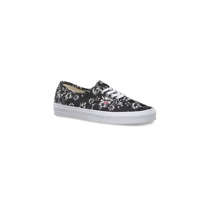 VANS - Vans Authentic Indigo Chaussures de Sport pour Femme Noir 0AIG7O TVrPVx