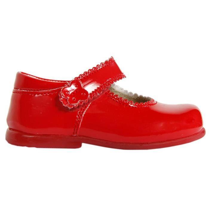 Chaussures pour Fille GARATTI PR0043 RED CHAROL
