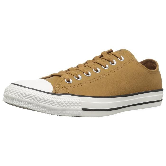 All Tumbled Femmes 38 Converse Sneaker Xsjvl Chuck Taille Low Top Star Taylor Leather qSUpGMzV