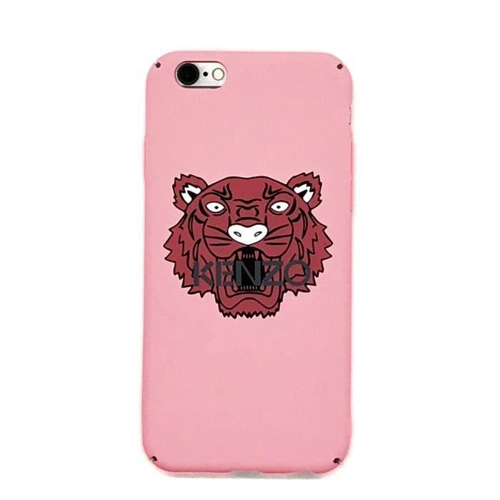 coque iphone 7 kenzo rouge