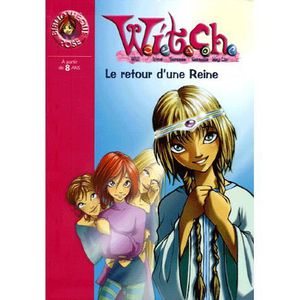 Livre 6-9 ANS Witch Tome 12