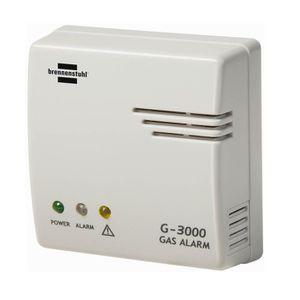 BRENNENSTUHL Détecteur de gaz G-3000