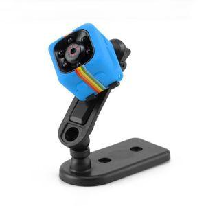 PACK CAMERA SPORT Mini Caméra SQ11 HD Caméscope HD Nuit Vision Mini