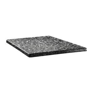 PLATEAU DE TABLE Plateau de table carré  600 x 600 mm