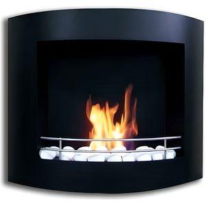 CHEMINÉE DRULINE cheminée  cheminée éthanol cheminée  foyer