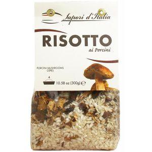 RIZ SAPORI D'ITALIA Préparation pour Risotto aux Cèpes