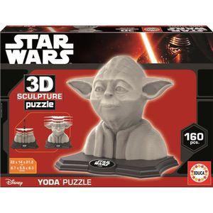 PUZZLE EDUCA - Puzzle 3D Yoda