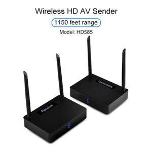 EMETTEUR 3D Émetteur et récepteur WiFi sans fil HDMI Extender