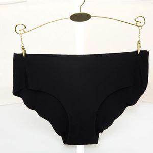 CULOTTE - SLIP Femme Culotte Invisible Sans Couture Doux Sous - V