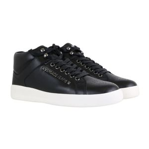 Chaussures De Sport Pour Hommes, Blanc, Cuir, 2017, 40 46 Versace