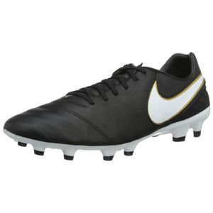 CHAUSSURES DE FOOTBALL Nike hommes Tiempo Mystic V sol ferme Chaussures d