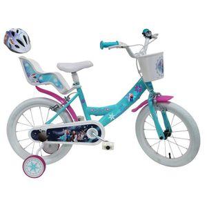 VÉLO ENFANT REINE DES NEIGES Vélo enfant Fille Reine Des Neige