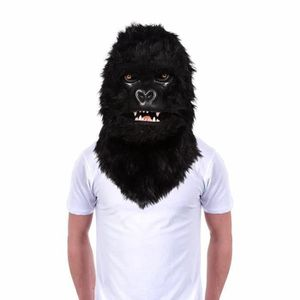 MASQUE - DÉCOR VISAGE THE JESTER Masque M. Gorilla - Masque gorille
