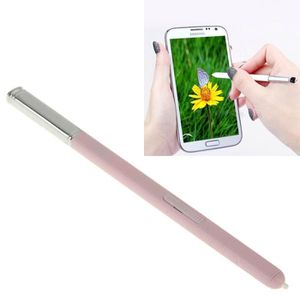 STYLET - GANT TABLETTE Rose pour Samsung Galaxy Note 4 / N910 Stylet Haut