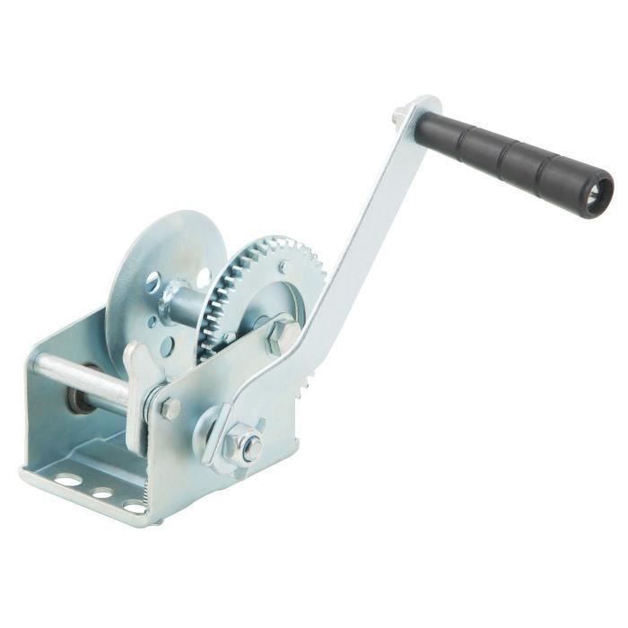 FAR TOOLS Treuil de halage à manivelle TM450 - Charge max 450 kg