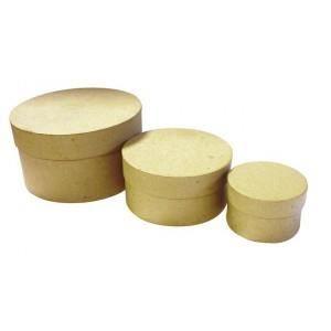 boite ronde en carton a decorer - achat / vente boite ronde en