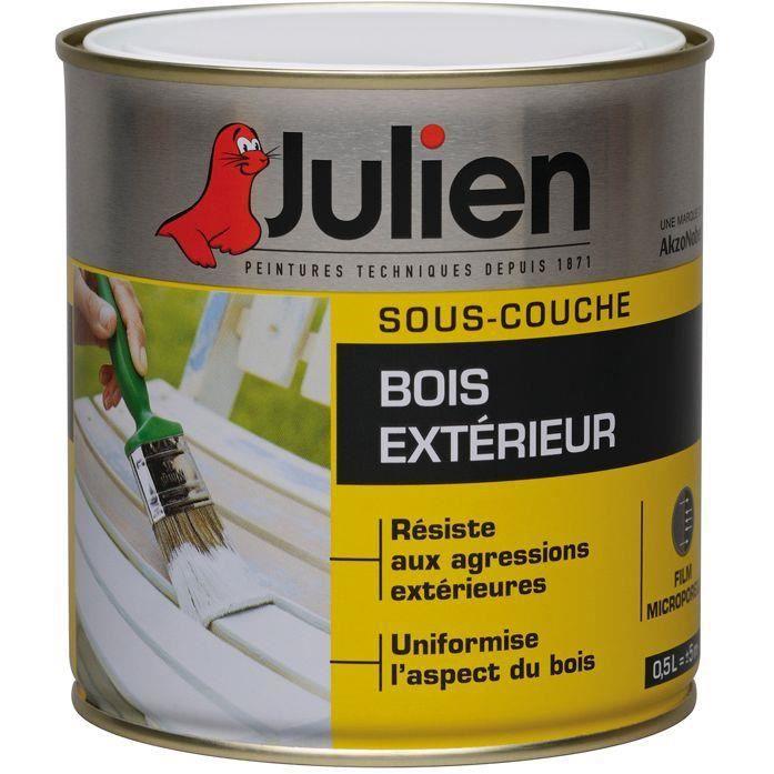 Sous-Couche Julien - Bois Extérieur J3 - 500 Ml - Achat / Vente