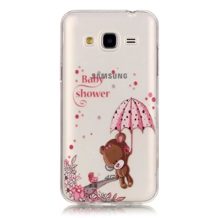 coque samsung j3 2016 ours