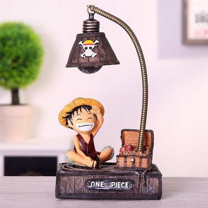 mengma lampe a poser ornements de r sine one piece luffy achat vente mengma lampe a poser. Black Bedroom Furniture Sets. Home Design Ideas