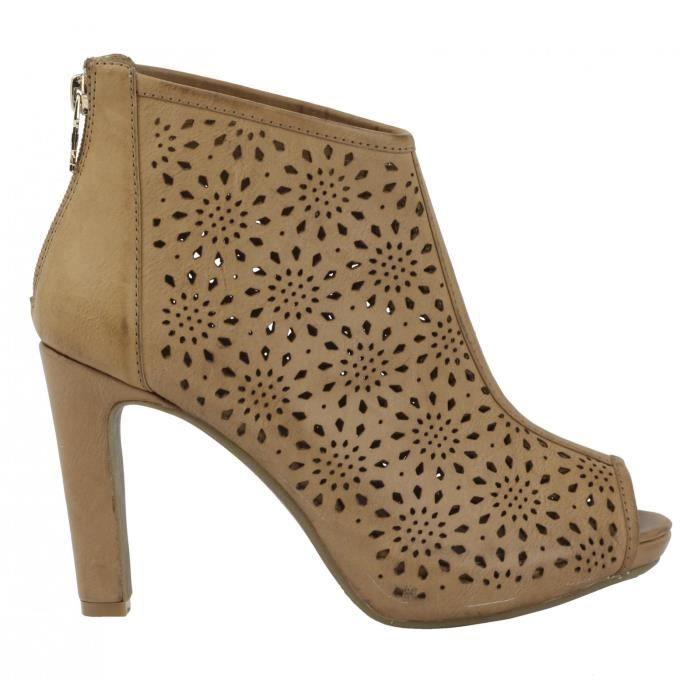 bottines chameaux beige pour vente femme beige achat » / vente pour aae188