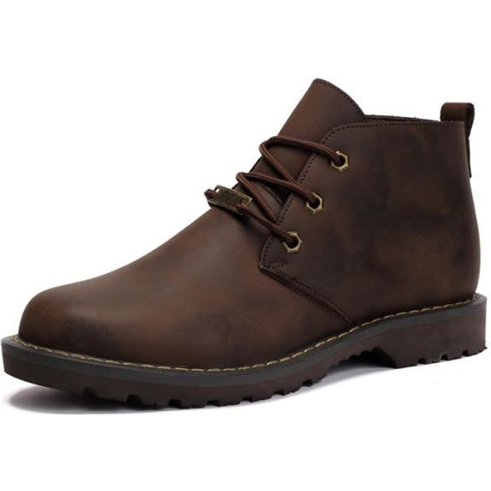 Cuir Classic Boots Chaussures Bottines Bottes Homme Baskets Sports Martin De Masculines WBapxwgq8
