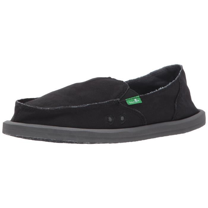 Donna Daily Slip-on Mocassins LL1FB Taille-38