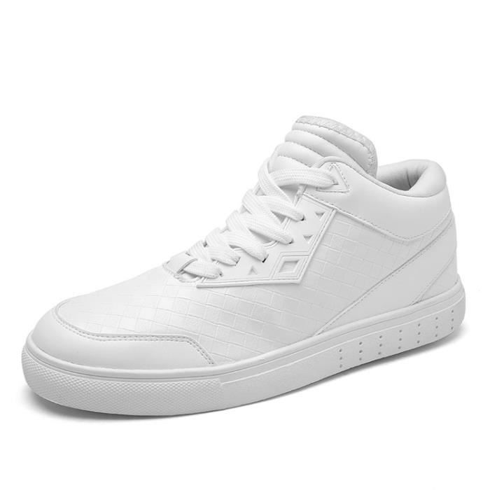 chaussures montantes Mode Chaussure Homme Basket Homme Skate Shoes d3mhY