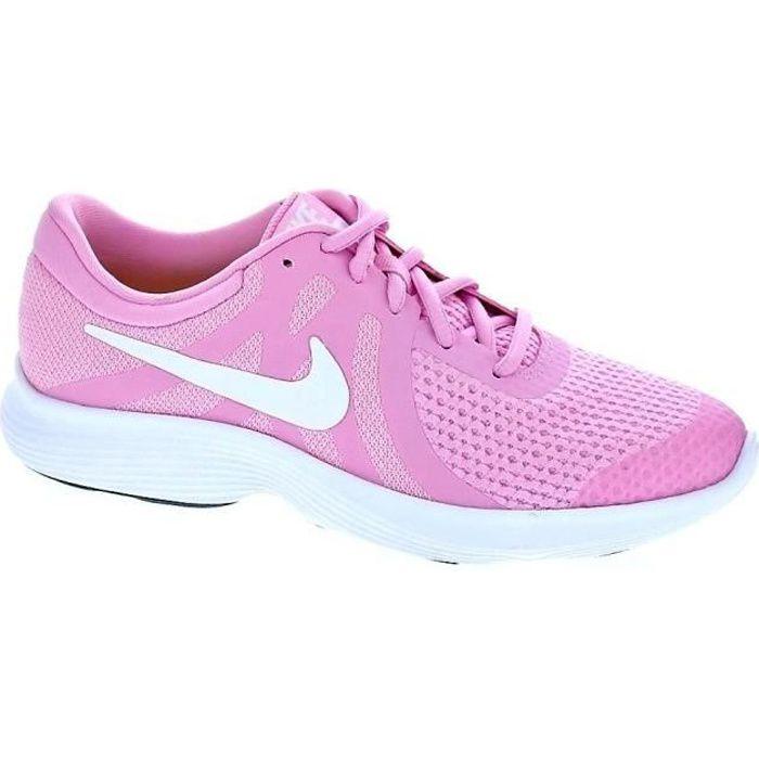 Baskets Nike Revolution 4 Fille Rose
