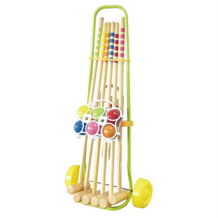 jeu de croquet - achat / vente jeux et jouets pas chers
