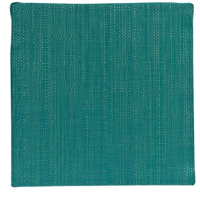 GALETTE DE CHAISE CANNA Winkler TURQUOISE