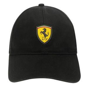 ... CASQUETTE Puma Ferrari Fanwear Baseball Casquette Hommes ... 5f4178bcb4c