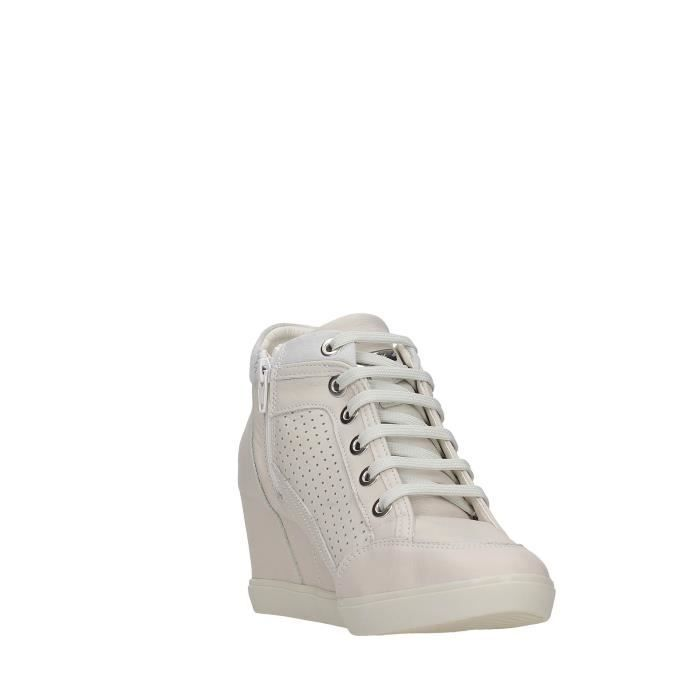 Geox Sneakers Femme OFF WHITE, 41
