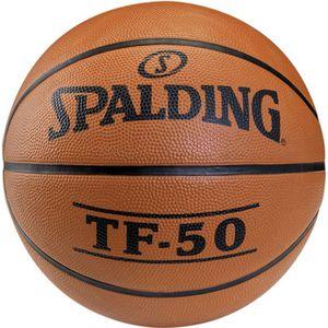 BALLON DE BASKET-BALL SPALDING Ballon TF50 Outdoor T5 BKT